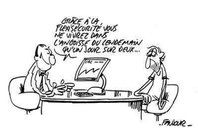 Commission européenne dans droit du travail