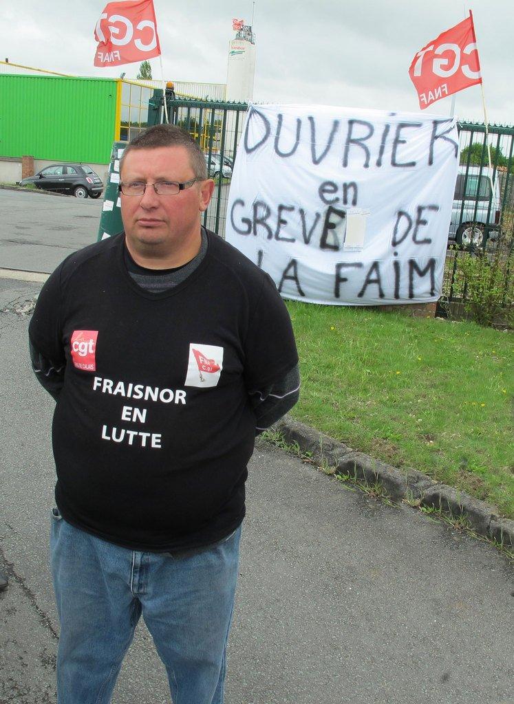 Les salariés de Fraisnor refusent d'être les sacrifiés de la