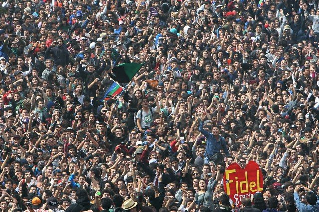 gal_6780 Amérique Latine | Mouvement étudiant | Mouvements sociaux | Luttes de travailleurs | Assemblée Constituante | Gauche chilienne dans Chili
