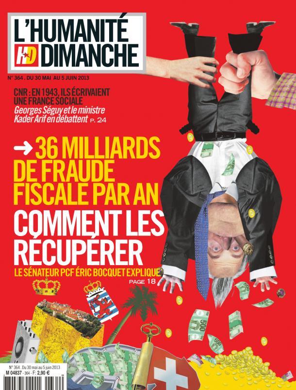HD : Les 36 milliards d'évasion fiscale qui manquent à la France  dans ECONOMIE hd3005