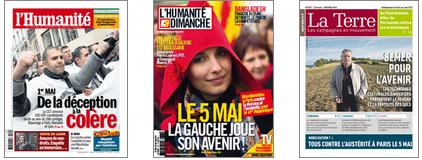 Découvrez les éditions numériques de l'Humanité dans Humanite Dimanche humanumerique