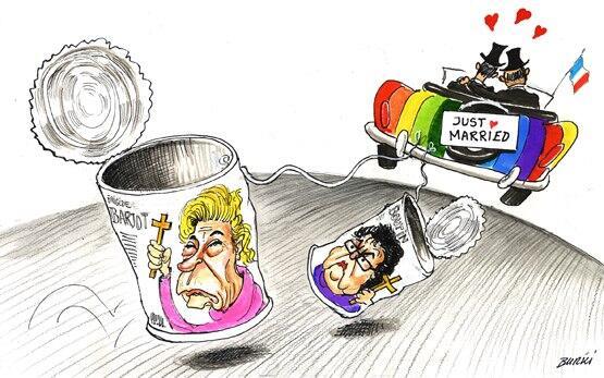Mariage pour tous : la loi promulguée ce matin mariage-pour-tous