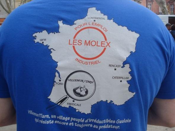 Molex : Le licenciement des représentants du personnel annulé dans Justice molex