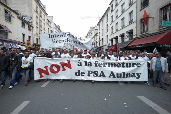psa1ermai austérité dans CFDT