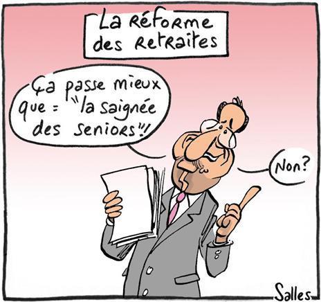 retraite3 Jean-Marc Ayrault dans France