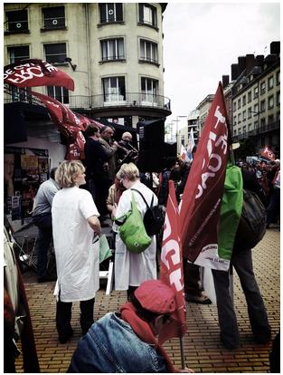 captureamiens1 5 mai pour une VIè République dans France