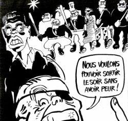 Les vieilles recettes antisociales du FN dans F-Haine fn