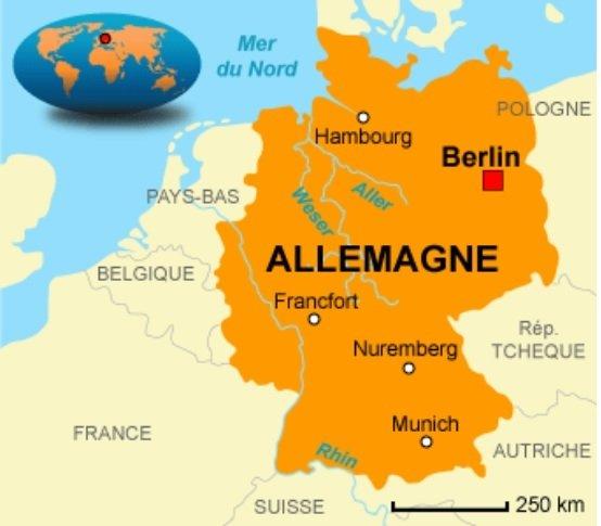 L'État allemand tire profit de la crise de la zone euro dans Allemagne allemagne