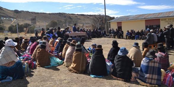 Bolivie : Pour la droite néocoloniale, tout est bon contre