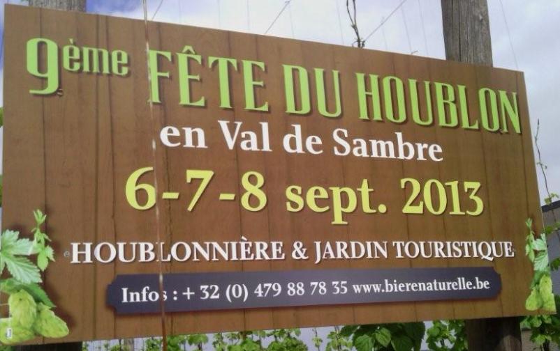 6-7-8 septembre : Fête du Houblon à Erquelinnes dans Belgique houblon0