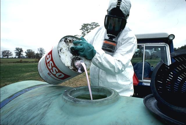 Pesticides   dans Environnement pesticide