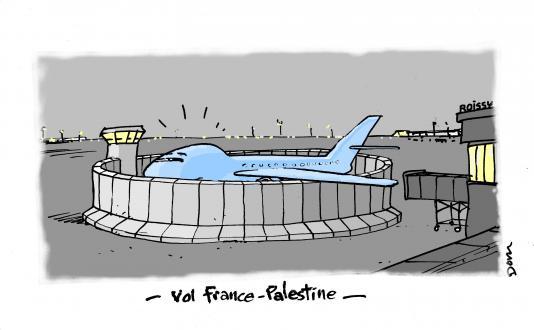 Israël ou comment pratiquer l'arbitraire et le racisme d'État à grande échelle !   dans GAZA - PALESTINE vol-france-palestine
