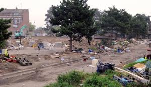 Roms : La colère de Dominique Baudis  dans Discriminations capturecampromroubaix-300x173