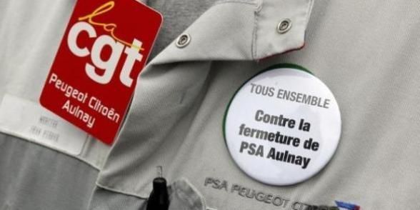 PSA : Attaque en règle contre les salariés dans CGT cgtplanb