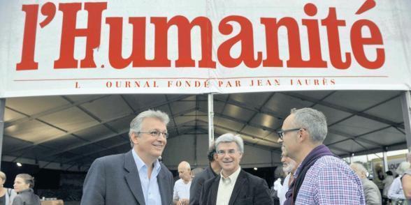 Fête de l'Humanité : La Fête, creuset des dossiers chauds de la rentrée dans ECONOMIE fete3