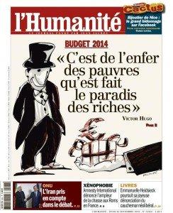 Budget 2014 : Une cure de rigueur historique dans Austerite huma2609-244x300