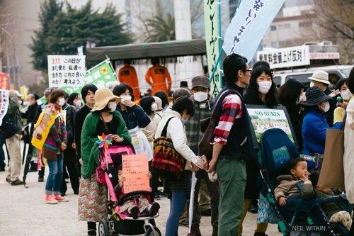 Japon : Le combat des mères contre le nucléaire dans Japon meresdefukushima