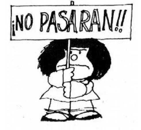 Quand les militants d'extrême droite montrent leurs vrais visages dans F-Haine nopasaran1