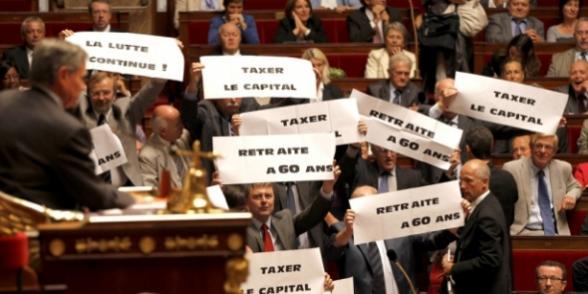 Retraites : les principales régressions sociales dans le projet de loi dans Austerite retraitesps2010