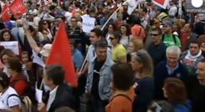 Des milliers de manifestants contre l'austérité à Rome, Porto et Lisbonne dans Austerite capturemanifporto-300x164