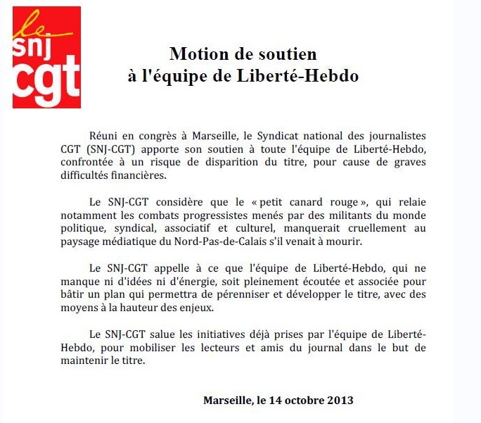 capturesoutien-libertehebdo1 dans Presse - Medias