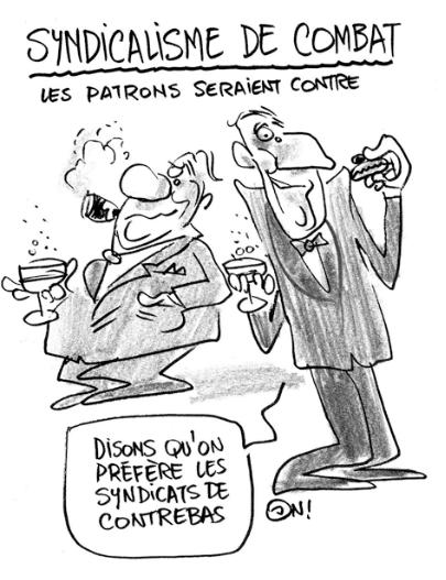 Humour et Politique dans Humour capturesyndicalismecombat1