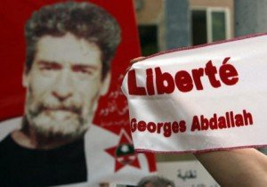 Georges Ibrahim Abdallah, trentième année dans les prisons françaises. Un appel d'élus  dans France gia-300x210