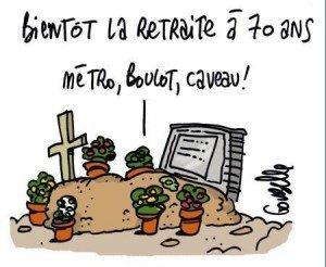 Réforme des retraites : Les sénateurs communistes mènent la bataille contre le texte dans France humour8-300x246