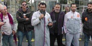 Victoire pour les 7 syndicalistes en grève de la faim de PSA Poissy dans France poissygreve-300x150