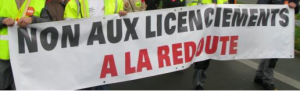 Les salariés de La Redoute se mobilisent dans ECONOMIE capturelaredoute-300x91