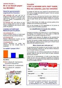 retraitetract1 retraités dans France