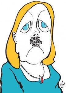 Caricature-Marine-Le-Pen-pas-extreme-droite-Luz