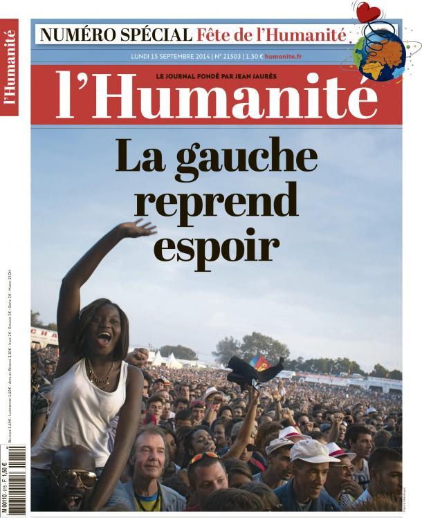 l'humanité 1509