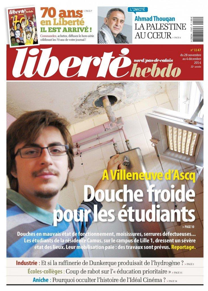 Liberté Hebdo 1147