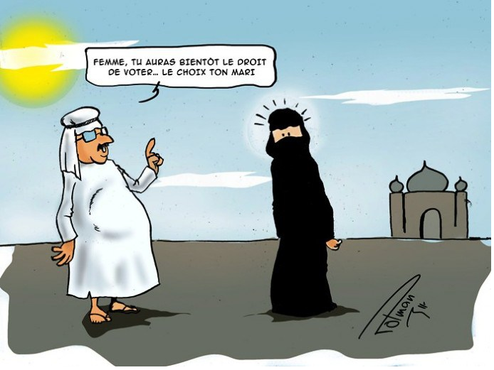 vote femme arabie saoudite