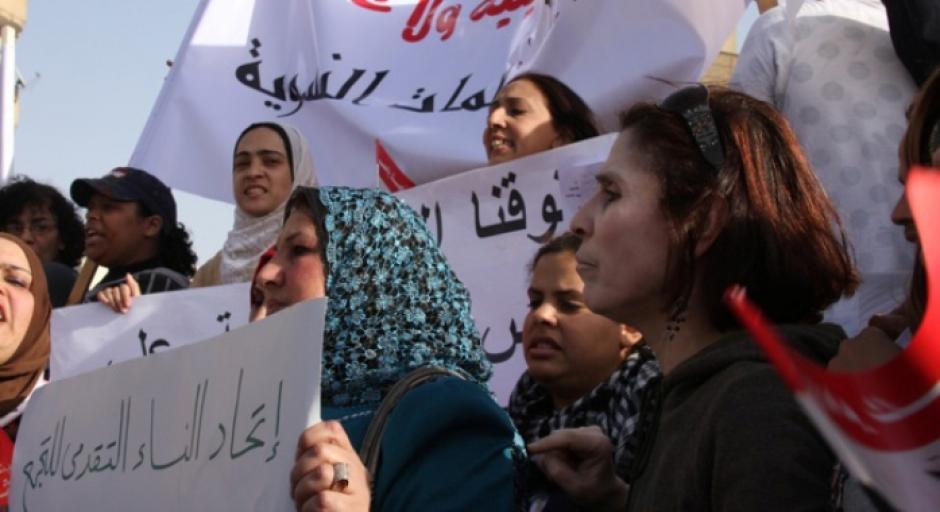 femmes-egypte