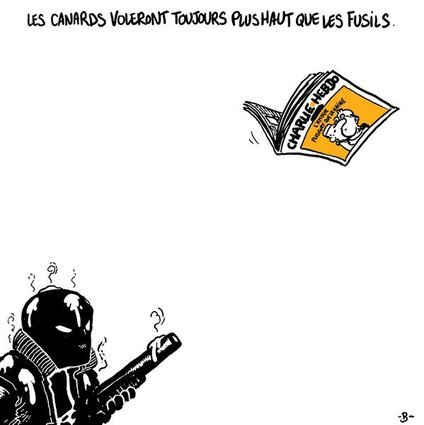 hommageCharlieHebdo