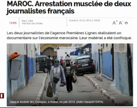 CapturearrestationMaroc