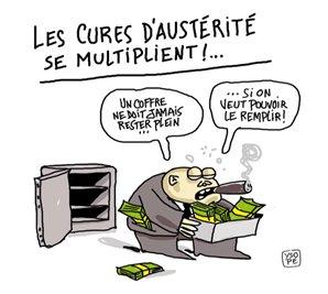 macron-austérité