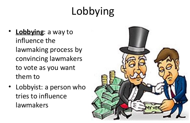 Capturelobbying
