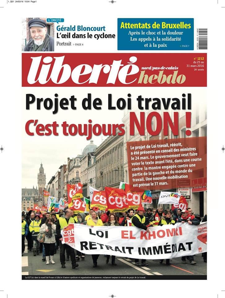 Liberté Hebdo 1212