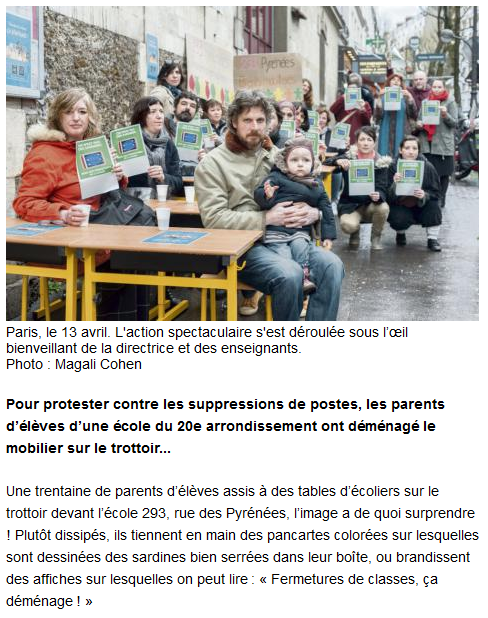 postes education nationale